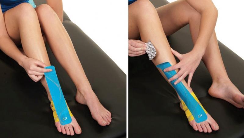 durere în articulația superioară a piciorului