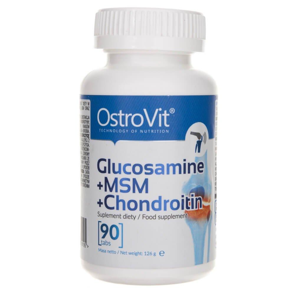 pulbere de glucozamină și condroitină)