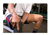 Bazin pentru artrita genunchiului - Inflamația sacului de gleznă