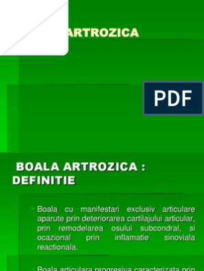 Gonartroza – Spitalul Universitar de Urgenţă Militar Central Dr. Carol Davila