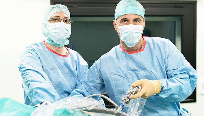 chirurgie articulară