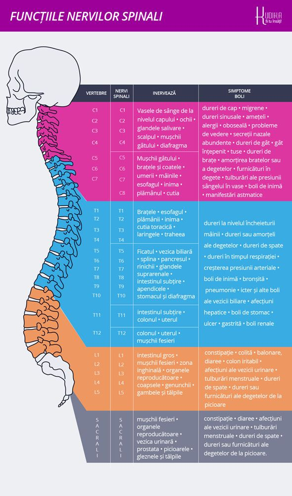 coloanei vertebrale jurnal de durere)