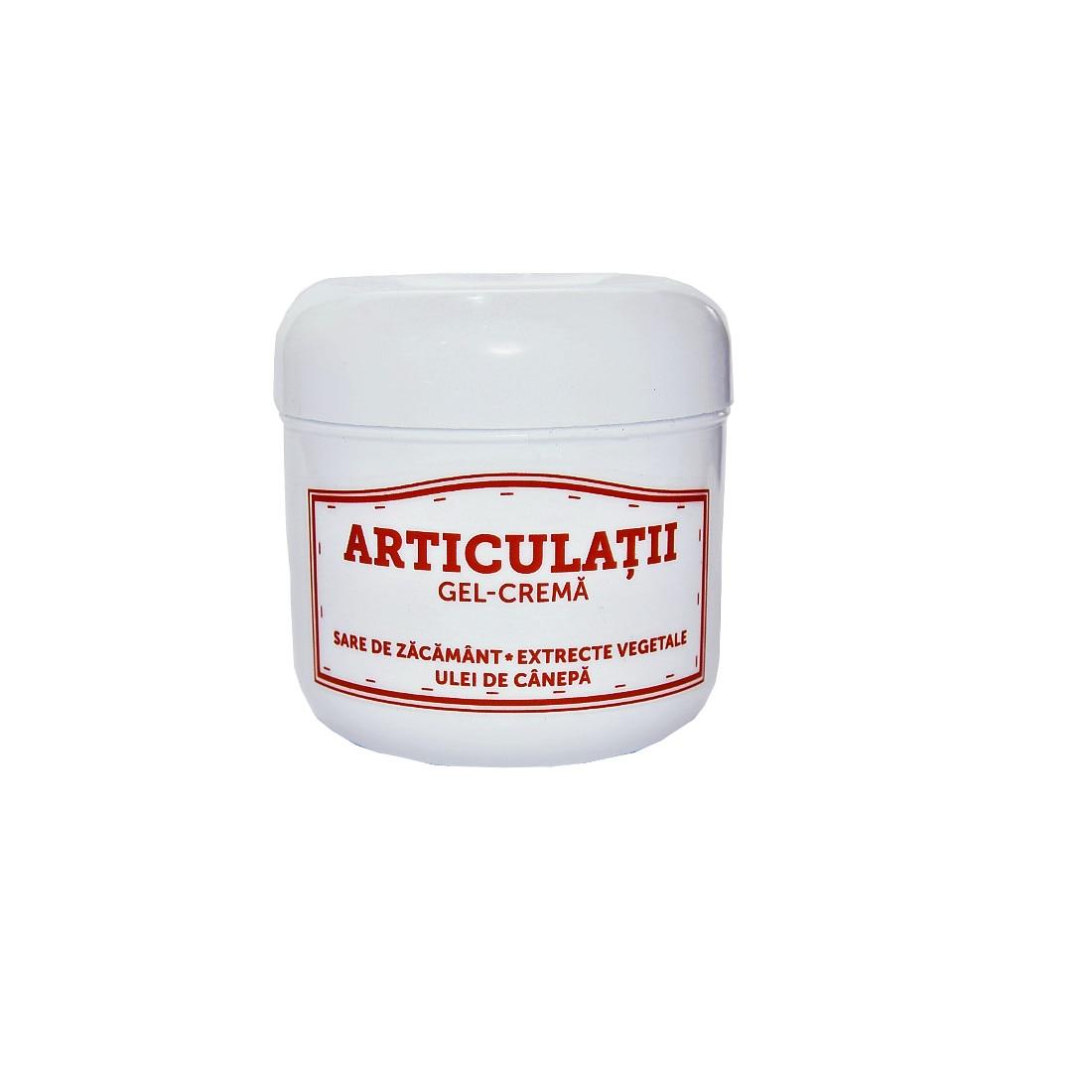 creme de gel pentru dureri articulare