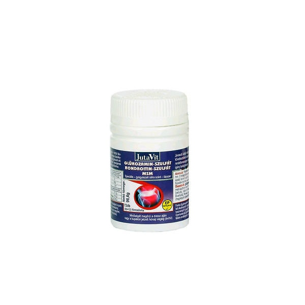 Glucozamina si condroitina - Preparate care conțin condroitină glucozaminică