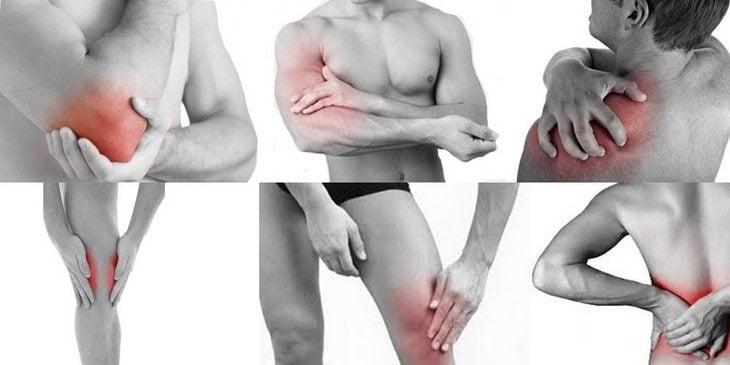 de ce rănesc articulațiile întregului corp