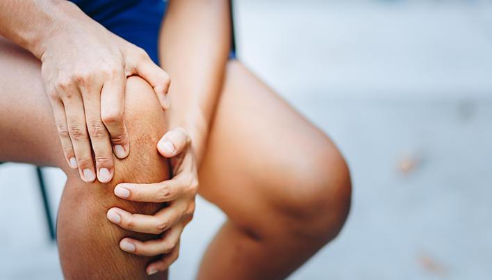 Problemele genunchiului A început durerea articulației genunchiului