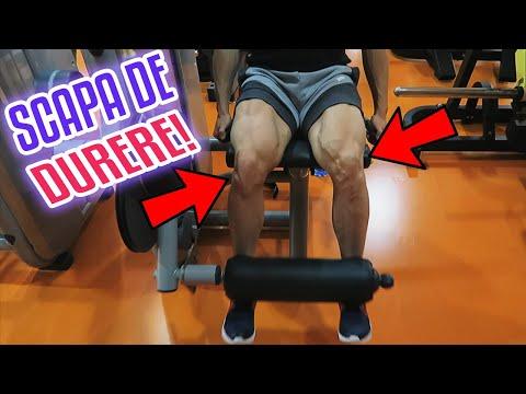articulațiile genunchiului și cotului doare cum se tratează