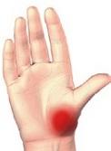 durere în articulația stângă a degetului mare