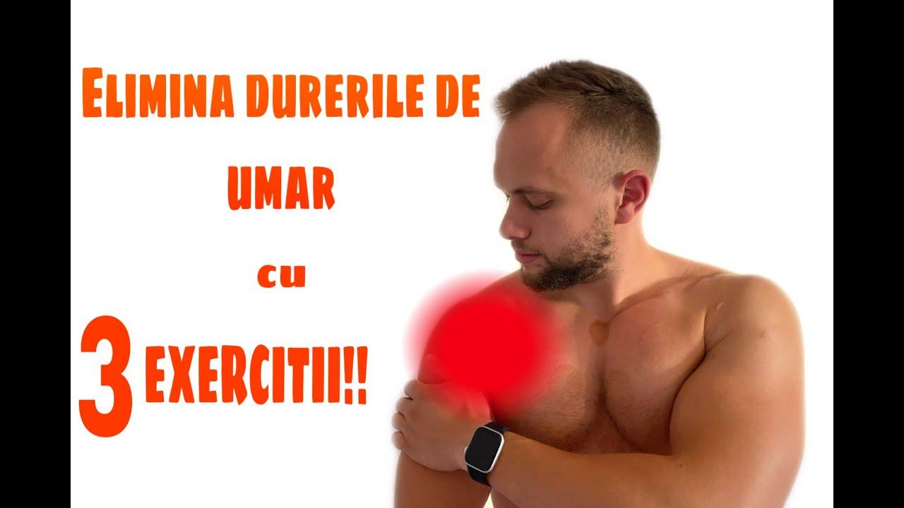 exerciții pentru durere în unguentul articulației umărului