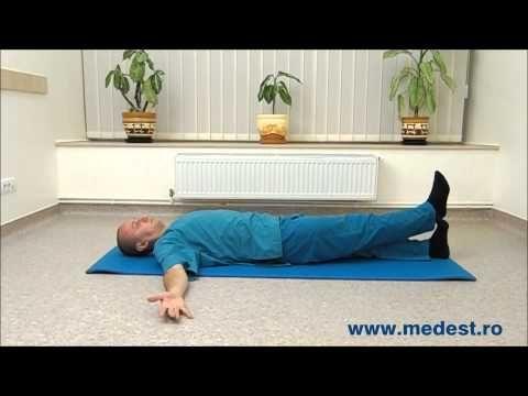 set de exerciții pentru durerile articulare