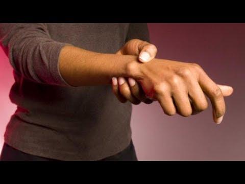tratamentul articulațiilor țesutului roșu