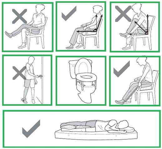 artroplastia articulației șoldului după operație)