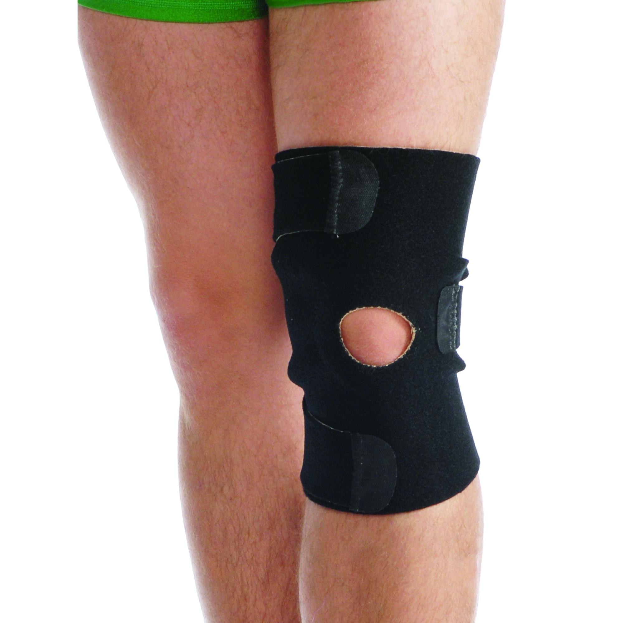 încălzirea articulațiilor genunchiului)