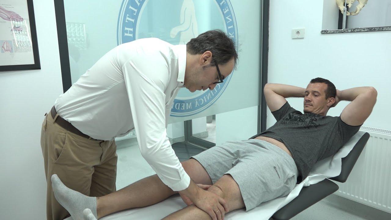 recuperare a leziunilor la genunchi primele semne de leziuni ale genunchiului