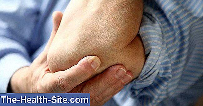 tratați bursita articulațiilor