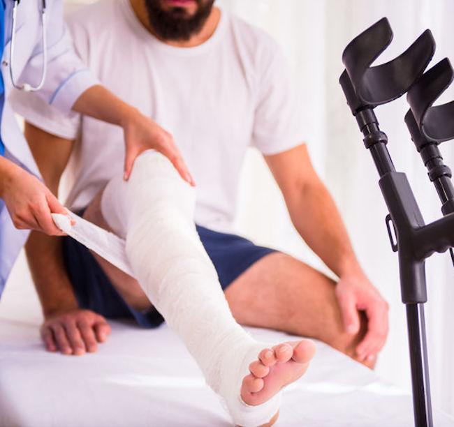 tratament articular pentru fracturi