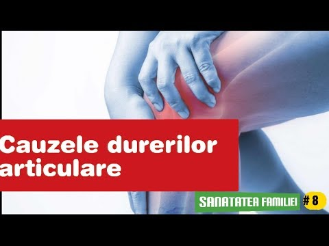 Tratamentul YouTube pentru durerile articulare