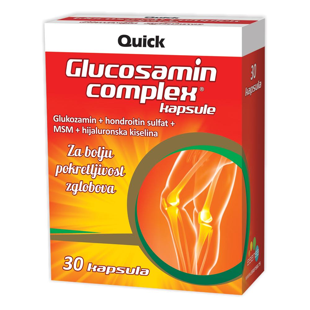 unguent complex complex de glucozamină