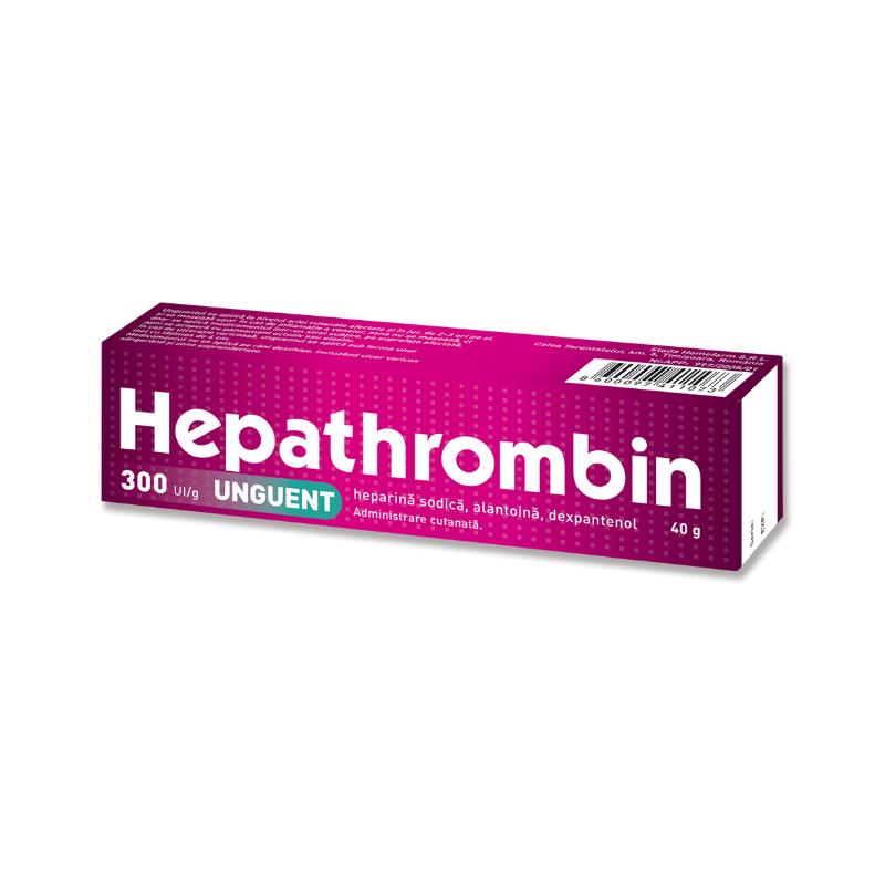unguent cu heparină pentru osteochondroza cervicală
