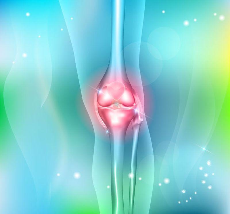 după artroza genunchiului