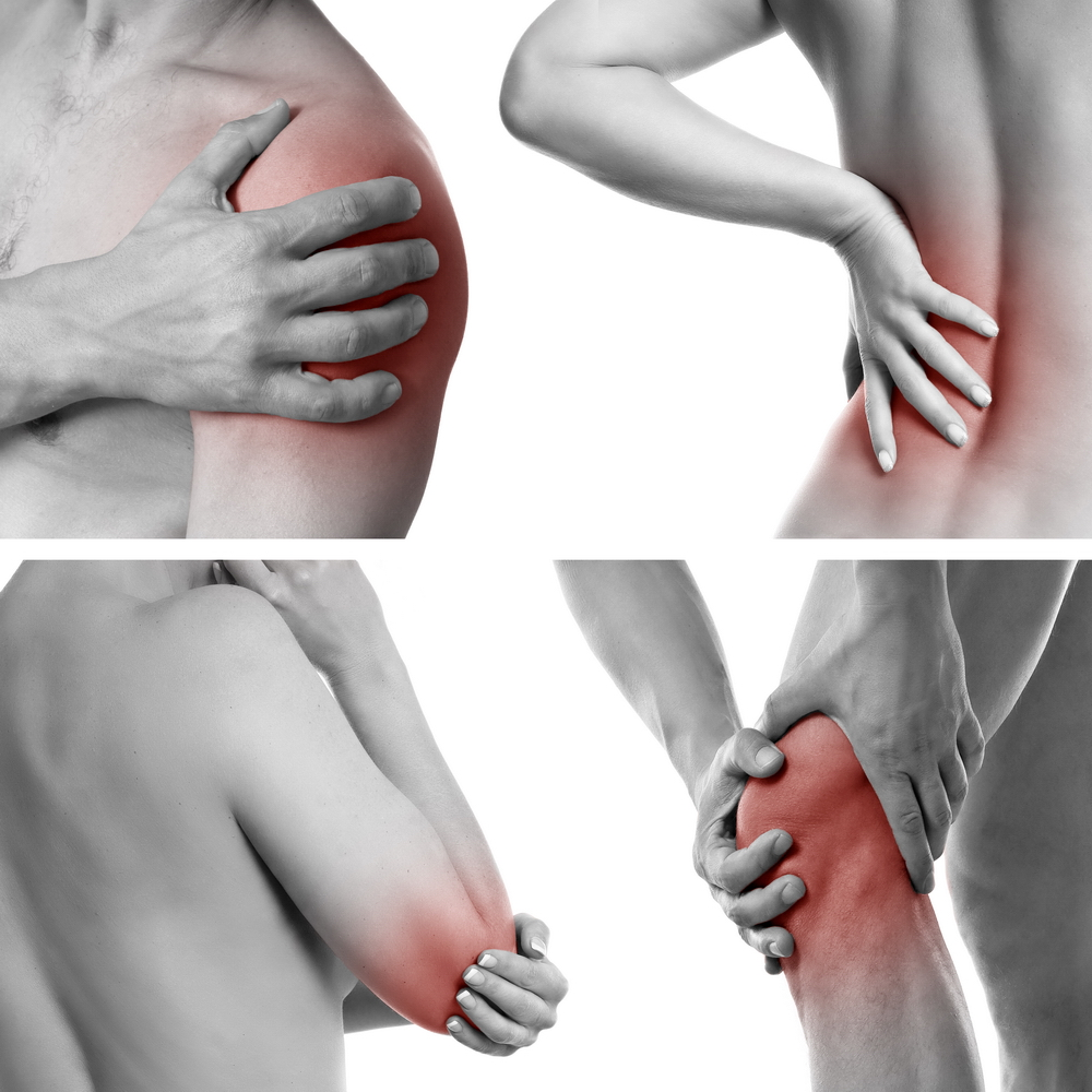 dureri articulare și denivelări