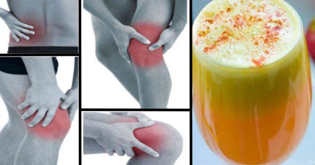 băuturi terapeutice pentru durerile articulare