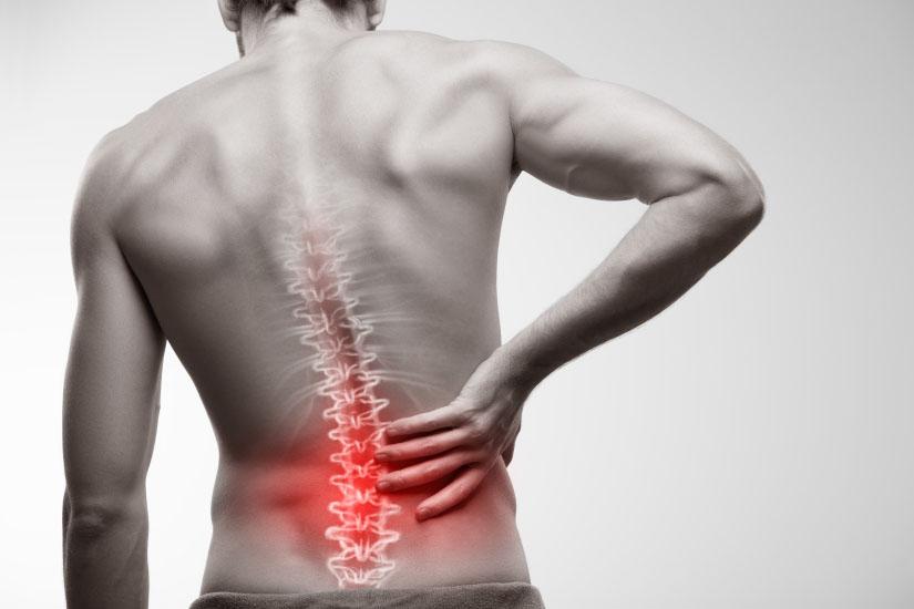 durere la nivelul coloanei vertebrale și tratamentul articulațiilor