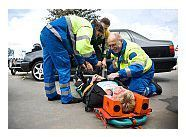 Accident rutier - primul ajutor