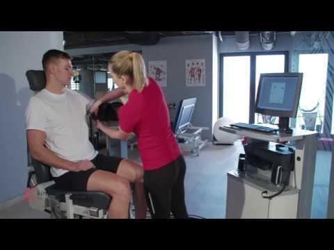 crunches articulație după rănire