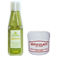 Crema de arnizină gel pentru articulații, Biomedicus untul pamantului arnica si l-arginina 250ml