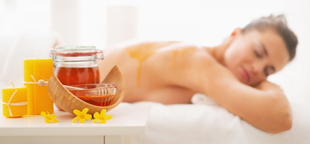 masaj cu miere pentru dureri articulare și osteochondroză)