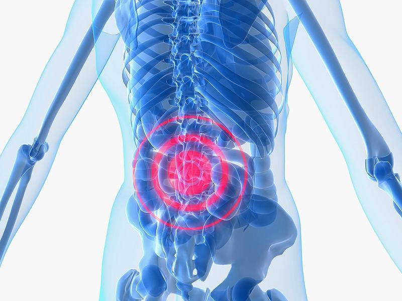 Doar simptome ale coccisului inflamat Anarektalnaya